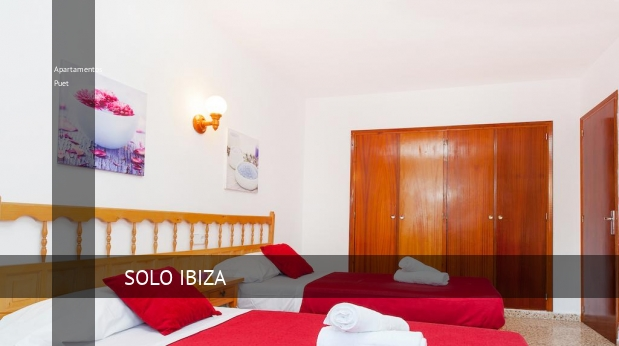 Apartamentos Puet booking