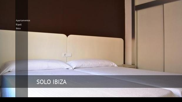 Apartamentos Ripoll Ibiza reverva