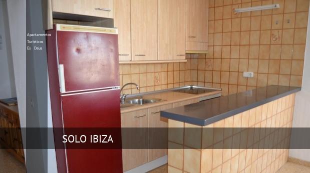 Apartamentos Turísticos Es Daus booking