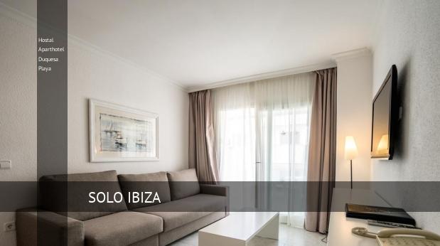 Hostal Aparthotel Duquesa Playa Ibiza