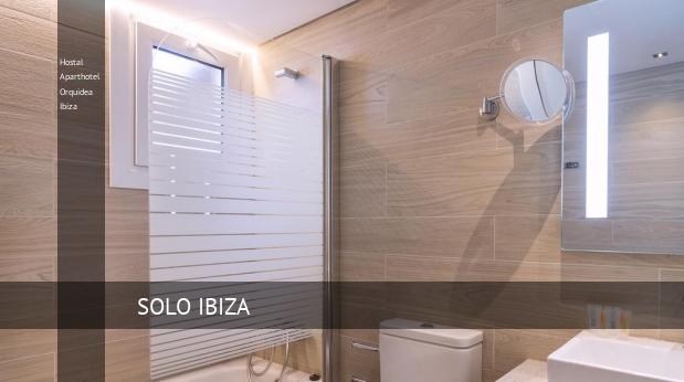 Hostal Aparthotel Orquidea Ibiza barato