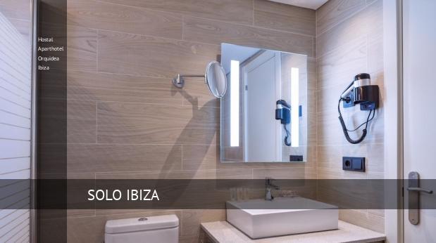 Hostal Aparthotel Orquidea Ibiza baratos