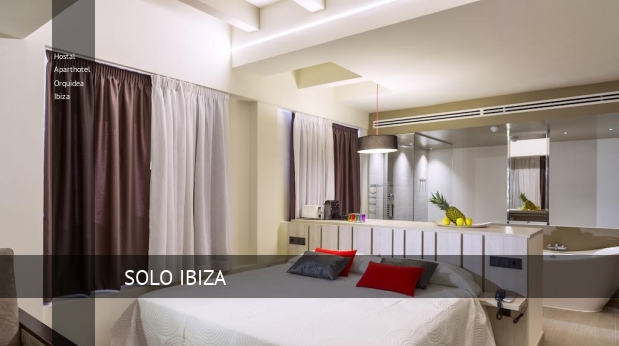 Hostal Aparthotel Orquidea Ibiza reverva