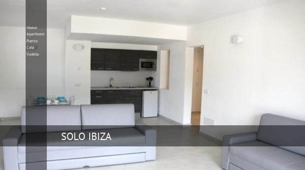 Hostal Aparthotel Puerto Cala Vadella Ibiza