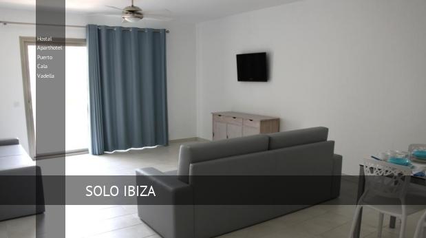 Hostal Aparthotel Puerto Cala Vadella oferta