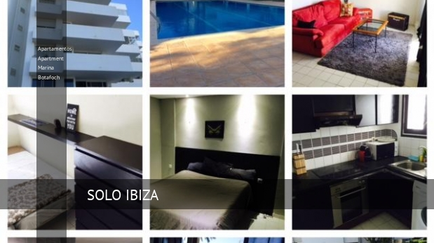Apartamentos Apartment Marina Botafoch booking
