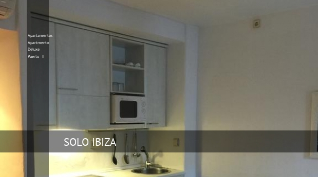 Apartamentos Apartmento Deluxe Puerto II reverva