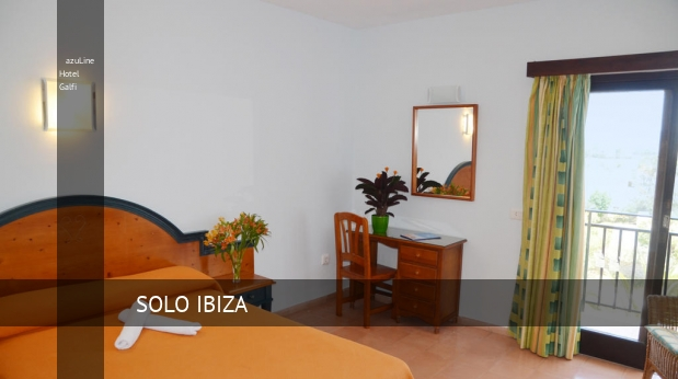 azuLine Hotel Galfi booking