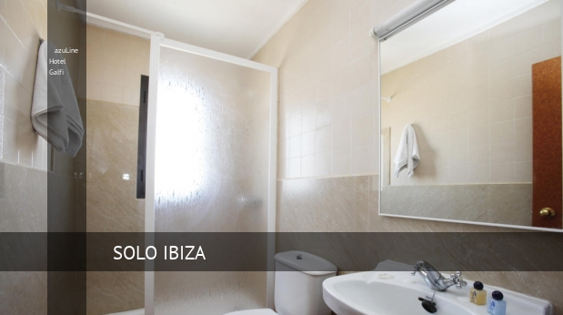 azuLine Hotel Galfi reservas