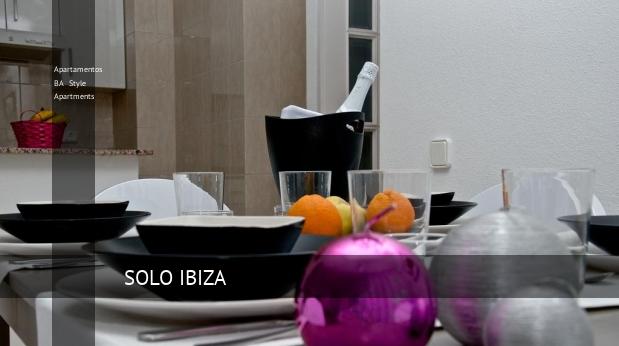 Apartamentos BA Style Apartments opiniones