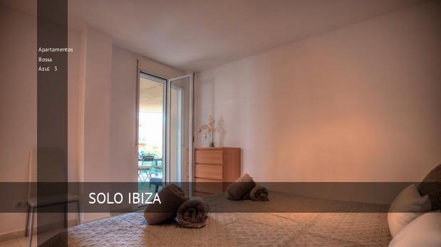 Apartamentos Bossa Azul 3 reverva