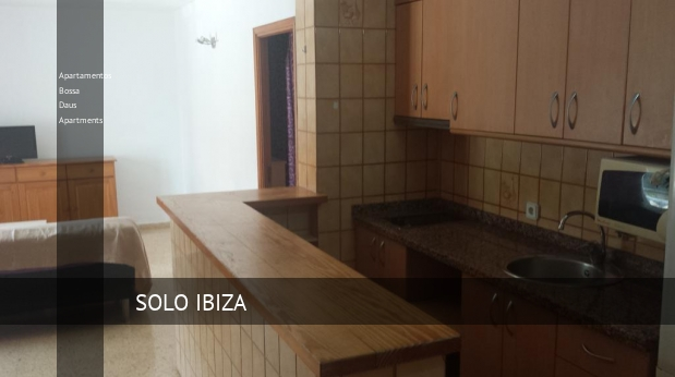 Apartamentos Bossa Daus Apartments booking