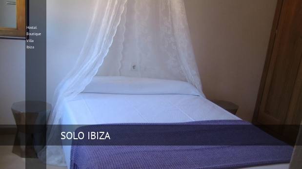 Hostal Boutique Villa Ibiza booking