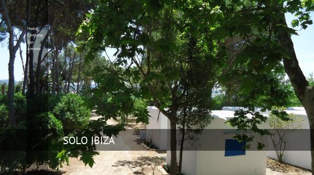 Hostal Camping San Antonio reverva