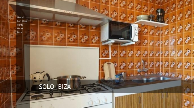Hostal Can Beia Rural House Ibiza opiniones