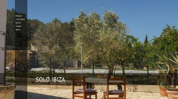 Hostal Can Beia Rural House Ibiza reverva