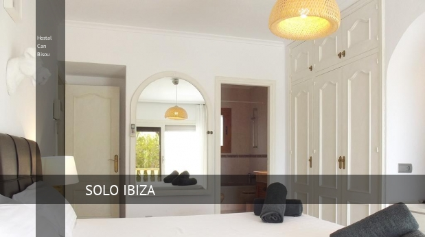 Hostal Can Bisou booking