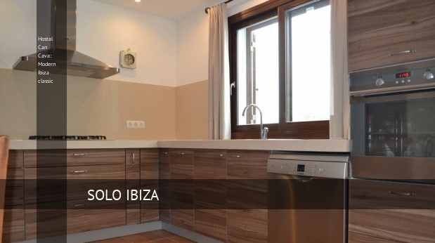 Hostal Can Cava: Modern Ibiza classic opiniones