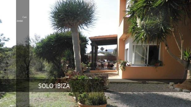 Villa Can Jondal booking