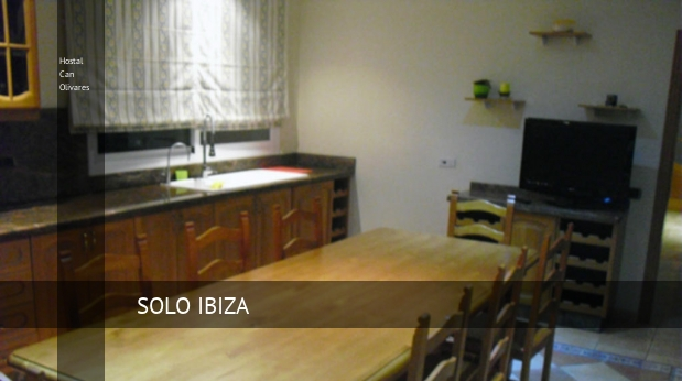 Hostal Can Olivares booking