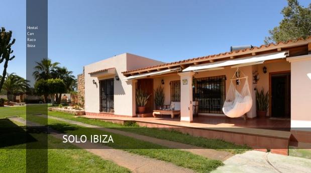 Hostal Can Raco Ibiza opiniones
