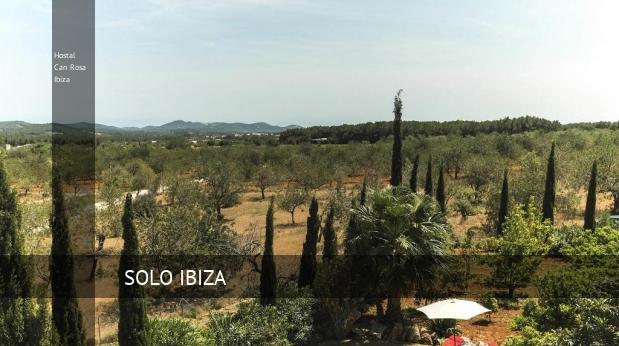 Hostal Can Rosa Ibiza booking