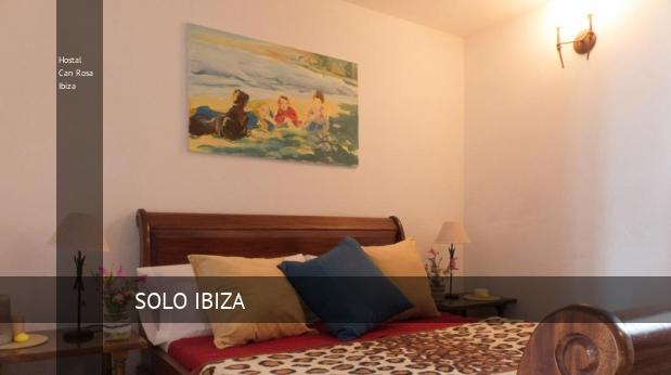 Hostal Can Rosa Ibiza reverva