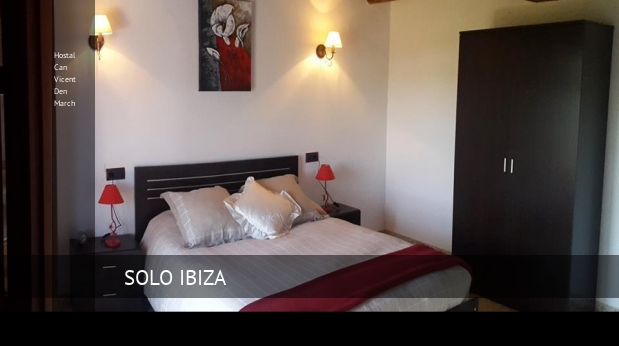 Hostal Can Vicent Den March booking