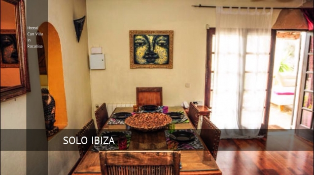 Hostal Can Villa In Rocallisa booking