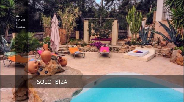 Hostal Can Villa In Rocallisa reverva