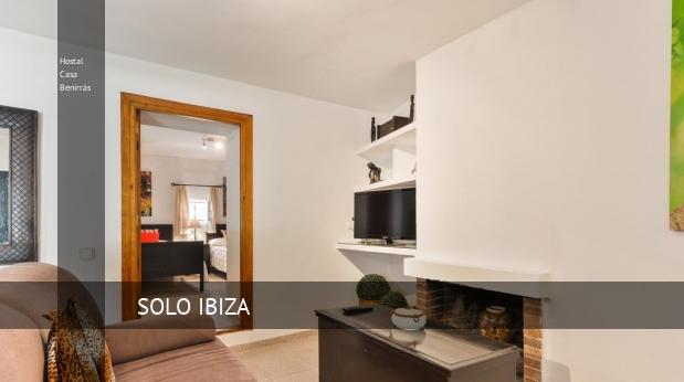 Hostal Casa Benirrás booking