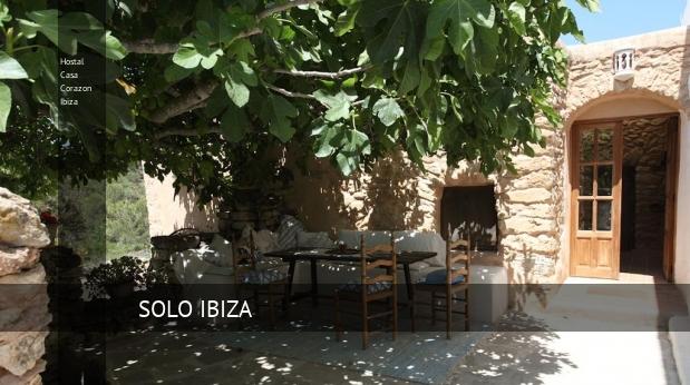 Hostal Casa Corazon Ibiza opiniones