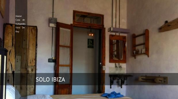 Hostal Casa de huéspedes Vara De Rey booking