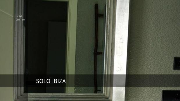 Hostal Casa Lui booking