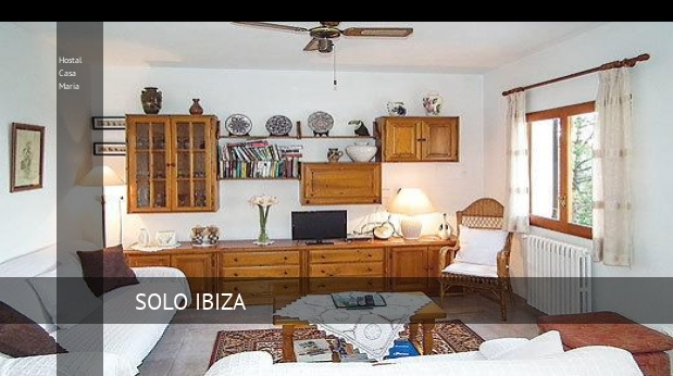 Hostal Casa Maria booking