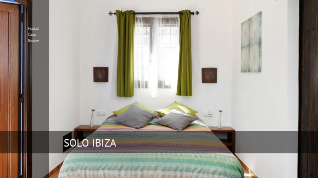 Hostal Casa Roxire booking
