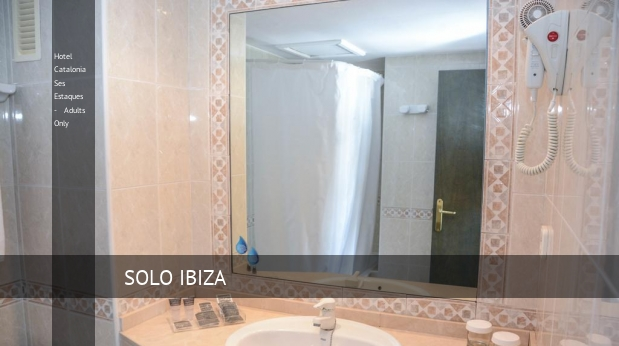 Hotel Catalonia Ses Estaques - Solo Adultos booking