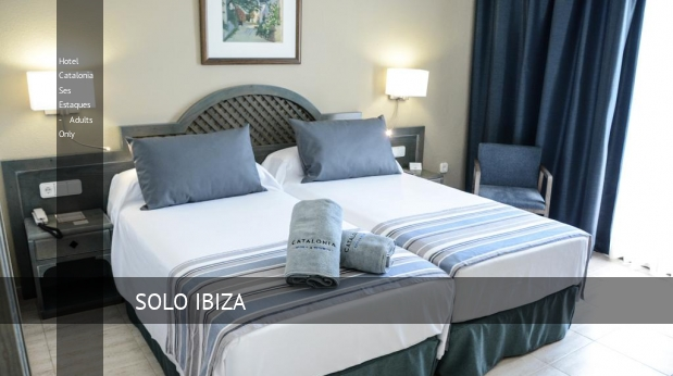 Hotel Catalonia Ses Estaques - Solo Adultos reservas