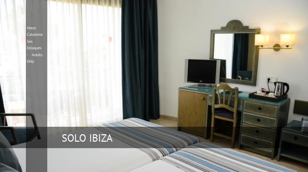 Hotel Catalonia Ses Estaques - Solo Adultos reverva
