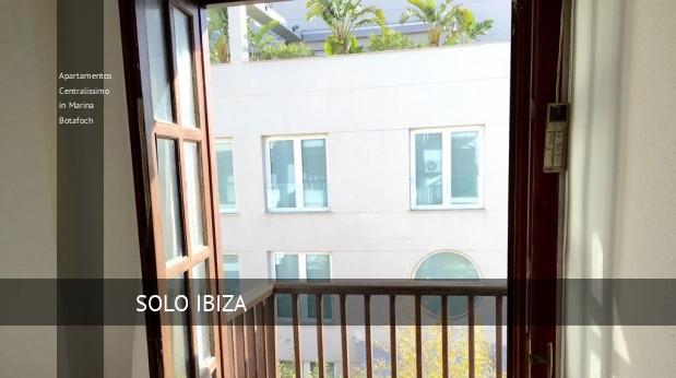 Apartamentos Centralissimo in Marina Botafoch opiniones