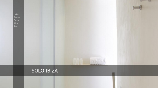 Hotel Destino Pacha Ibiza Resort booking