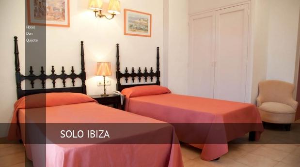 Hotel Don Quijote barato