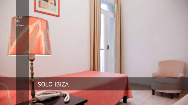 Hotel Don Quijote booking