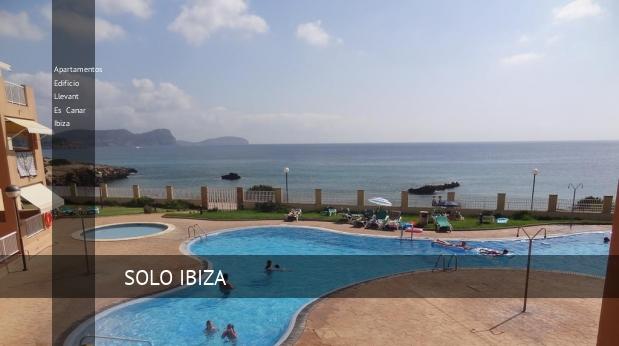 Apartamentos Edificio Llevant Es Canar Ibiza reverva