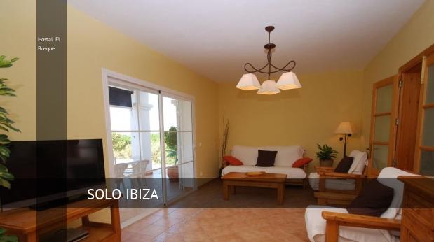 Hostal El Bosque booking