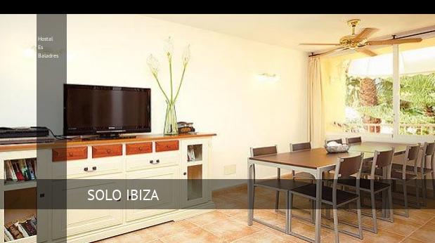 Hostal Es Baladres booking