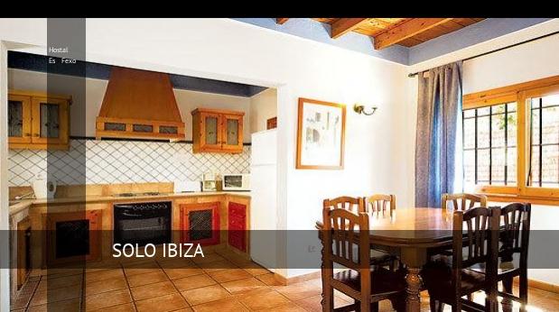 Hostal Es Fexo booking