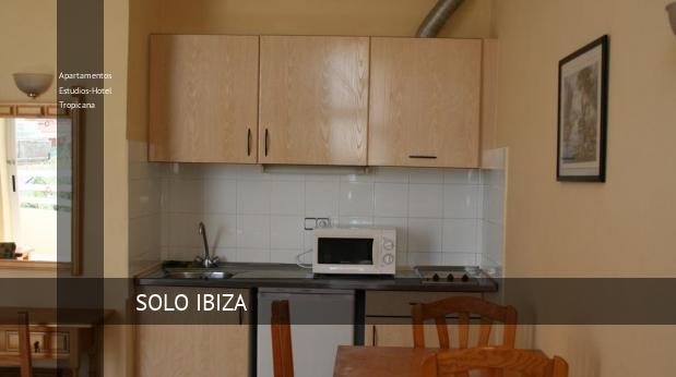 Apartamentos Estudios-Hotel Tropicana barato