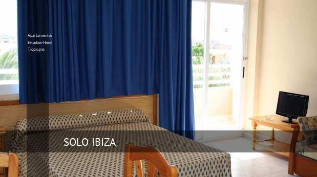 Apartamentos Estudios-Hotel Tropicana baratos