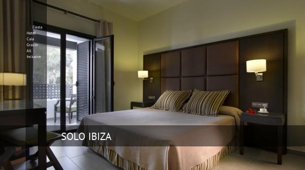 Fiesta Hotel Cala Gració- All Inclusive reservas